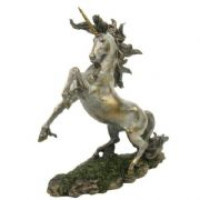 Bronze Unicorn Ornament figure figurine statue